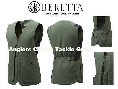 Beretta Sporting Shooting Vest NEW 2017 Size Large
