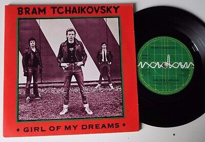BRAM TCHAIKOVSKY - GIRL OF MY DREAMS / COME BACK / ROBBER /WHISKEY AND WINE.2x45