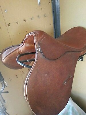 As new Pigskin All Purpose saddle