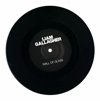"Liam Gallagher - Wall Of Glass (Preorder Out 7th July) (NEW 7"" SINGLE)"