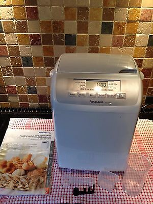 **bargain** Panasonic Sd-257 Automatic Bread Maker / Machine With Nut Dispenser