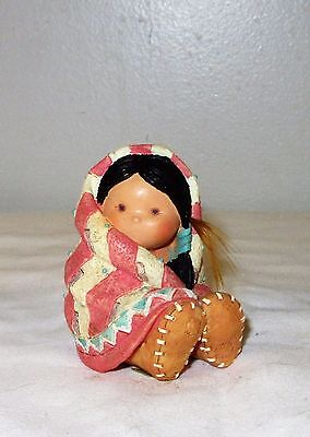 Friends of the Feather Enesco Wrapped in Love 1994 Karen Hahn Designer