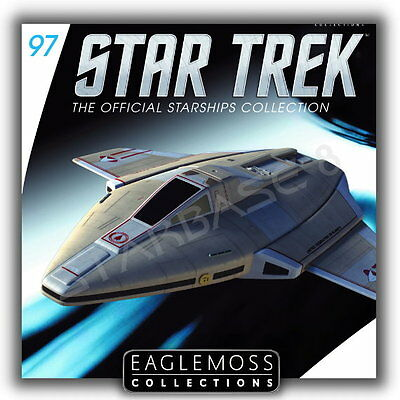 Star Trek Eaglemoss 97 Academy Trainer Raumschiffsammlung Starship Collection
