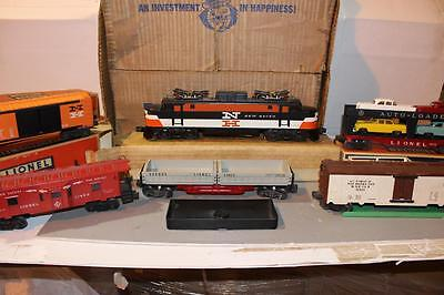Lionel Post-War- Set #2263W - New Haven Electric Freight Set Boxed- Exc.