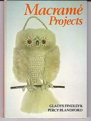 Macrame Projects Book