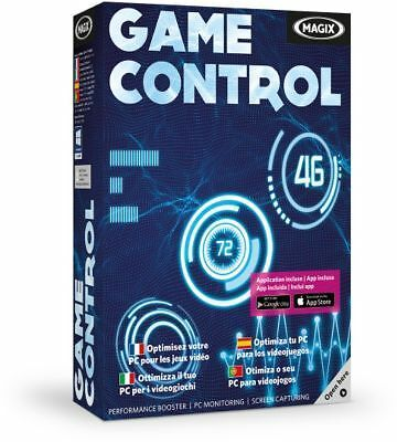Magix Software GMBH - Game Control - 21124590 NEUF