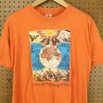 vtg 90's usa made LEVI'S FOR WOMEN graphic t-shirt OSFA one size