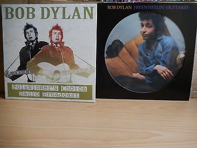 Bob Dylan - Folksingers Choice & Freewheelin' Outtakes (Picture Disc)