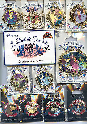 Pin's DLP Disney Event Le bal de Cendrillon
