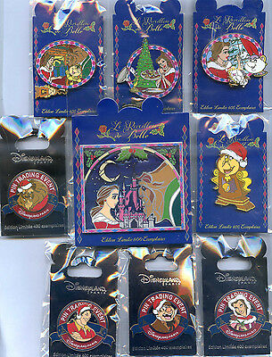 Pin's DLP Disney Event Le réveillon de Belle