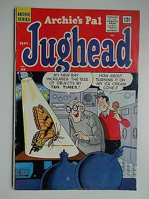 Archie's Pal Jughead #88   Dependable   Temptation   Height of Fright