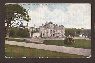 Country Houses. Powerscourt House, Co.Wicklow. 1911.