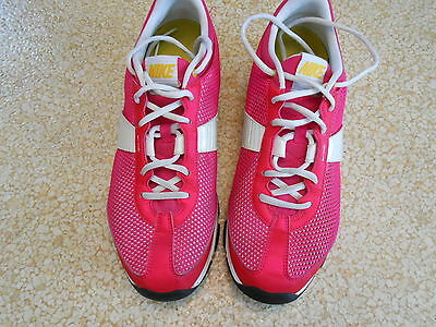 Nike Midfit Womens size 12 Running sneakers shoes HOT PINK