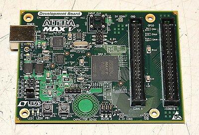 Altera MAX V Evaluation Board  Evaluation Board