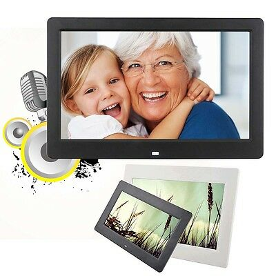 10.1 inch HD Digital Photo Frame Picture Mult-Media Player MP3 MP4 For Gifts BC