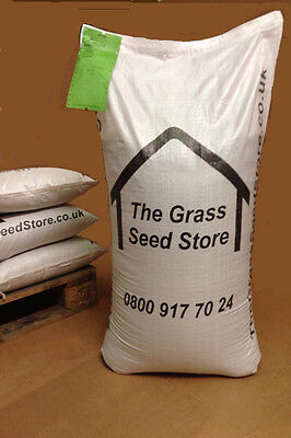 25KG GENERAL PURPOSE AMENITY RYEGRASS. GRASS SEED with Rye for Lawn & Landscape
