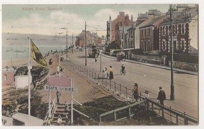 Albert Road Gourock Postcard #2, B691