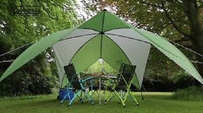 Coleman Event Shade L Shelter 3.65 x 3.65 12 x 12ft RRP £174 Free 24Hr Delivery