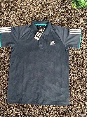 Brand New With Tags adidas mens polo t-shirt