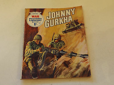 WAR PICTURE LIBRARY NO 298!,dated 1965!,GOOD for age,great 52!YEAR OLD issue.