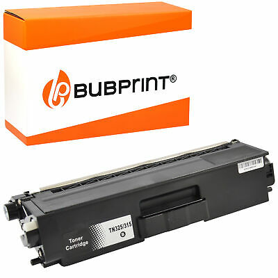 Toner black für Brother TN-325 TN-325bk HL4150CDN 4140CN 4570CDW MFC 9460CDN XXL