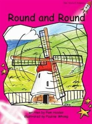 Round and Round: Emergent (Red Rocket Readers: Fiction Set B) (Pa...