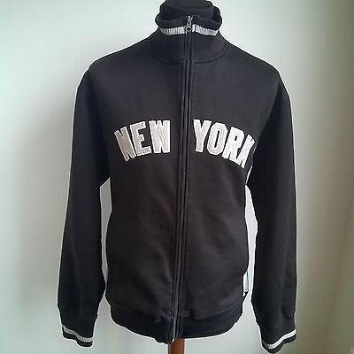 New York Yankees Track Top Genuine Merch Jersey Size Adult L