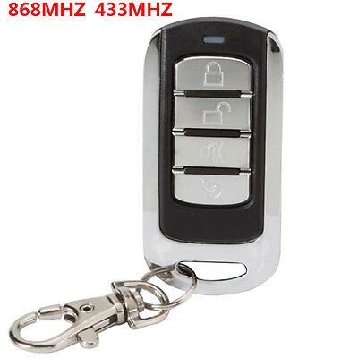 1pcs Cloning Remote Control Key Fob 433/868Mhz Universal Garage Door Gate SN