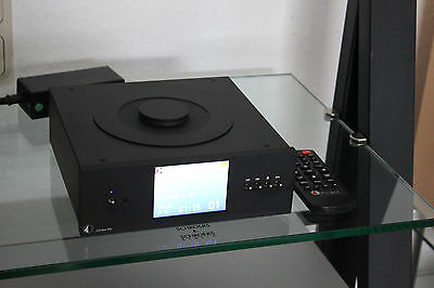 Pro-Ject CD Box RS Highend CD-Transport, Toplader in schwarz - wie neu & OVP!