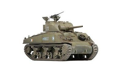 ASUKA MODEL 35-037s - 1/35 WWII FRENCH M4A2 - ROMILLY- NEU