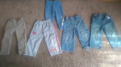 Boys Trousers 2-3 Years