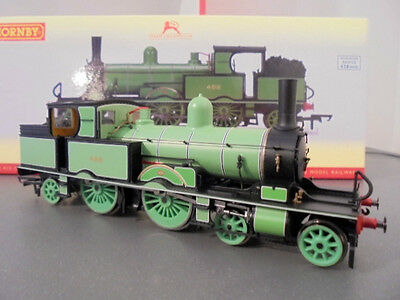 hornby R3335 lswr 4-4-2t adams radial 415 class no 488 dcc ready boxed new