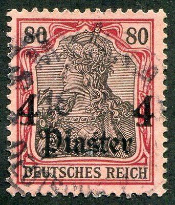 GERMANY Offices  In  Turkish  Empire  36  Very  Nice Used  Issue UPTOWN 27873