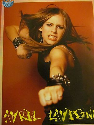 Avril Lavigne, Full Page Pinup