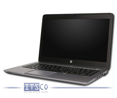 NOTEBOOK HP ELITEBOOK 840 G1 INTEL CORE i5-4300U 2x 1.9GHz 4GB RAM 320GB HDD