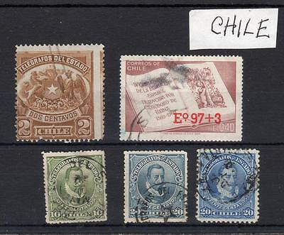 Collection Of Chile Revenues / Fiscals