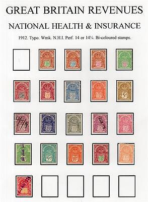Collection Of National Health & Insurance Revenues