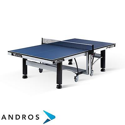 CORNILLEAU COMPETITION 740 ITTF indoor - Tennis table Blue
