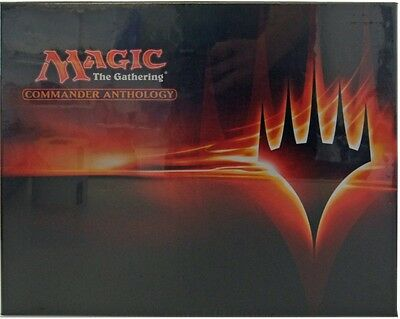 Commander Anthology Set - englisch Magic the Gathering MtG EDH Highlander