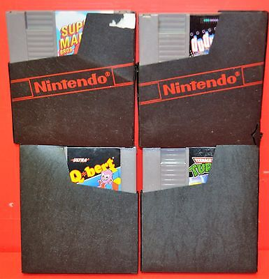 Lot Of 4 Nintendo Entertainment System Video Games