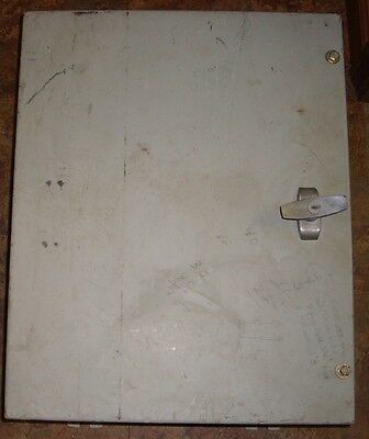 General Electric Size 1 Combination Starter Box 2 Speed Reversing