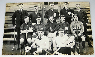 #8 RP Postcard READING Berkshire HOCKEY TEAM