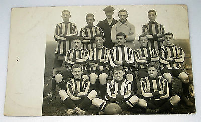 #7 RP Postcard READING Berkshire FOOTBALL TEAM