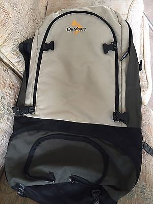 Extra Large Rucksack For Hiking/Camping/Festivals