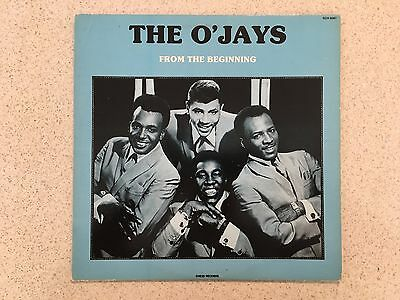 """The O'Jays - From the Beginning - 12"""" Vinyl Record"""