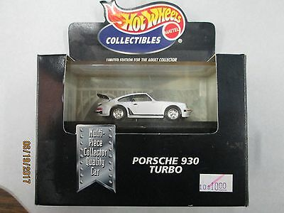Hot Wheels Collectibles 1956 Ford Pickup limited edition 1998 1:64