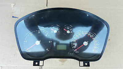 Ford Focus / C-Max  Speedo Clock Cluster 4M5T-10849-Dj With Reset Button
