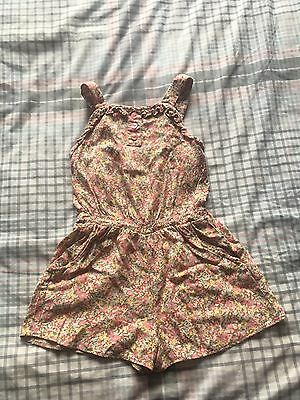 Girls Playsuit Age 3-4