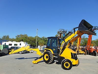 """Brand New 2017 Jcb 3Cx 4Wd """"air Conditioned Cab"""" Self Leveling - 100 Hp Turbo"""