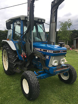 Ford 6410 tractor